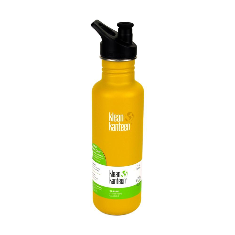 Klean Kanteen Classic Bottle w/Sport Cap 3.0 - 27oz LEMON_CURRY