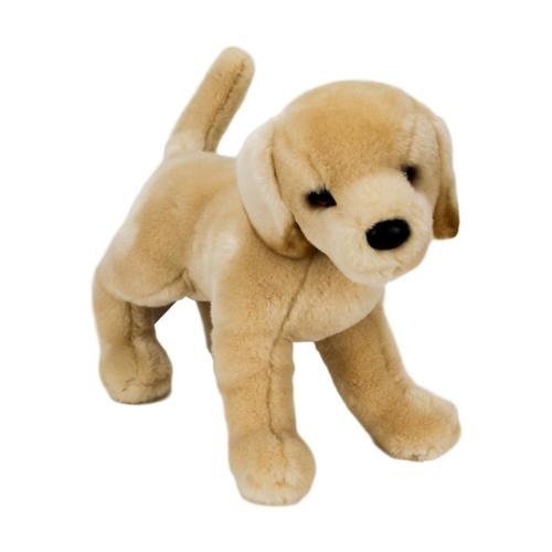 Douglas Toys Mandy Yellow Lab Stuffed Animal Ylwlab
