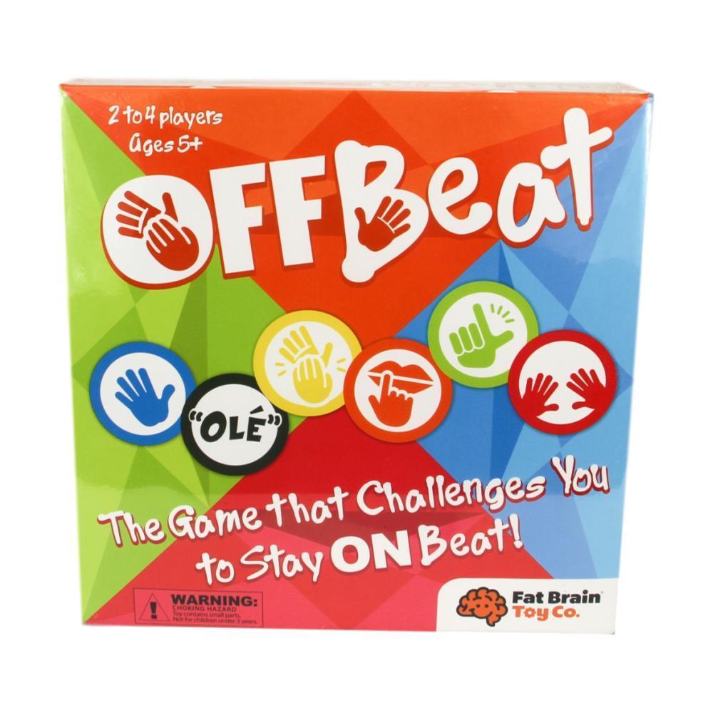 Fat Brain Toys Offbeat Game Of Rhythm