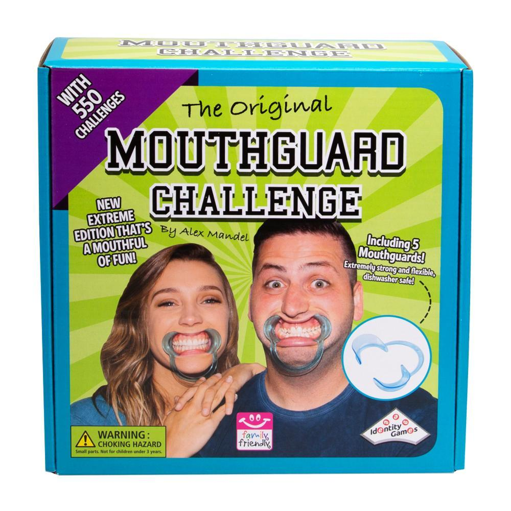 Identity Games Mouthguard Challenge - Extreme Edition Game