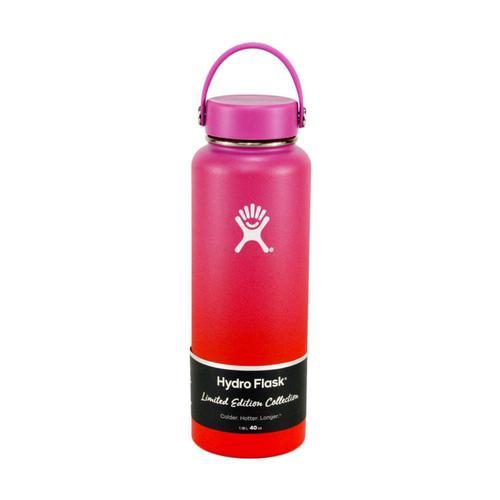 Hydro Flask 40oz Wide Mouth Bottle PNW Collection - Flex Cap