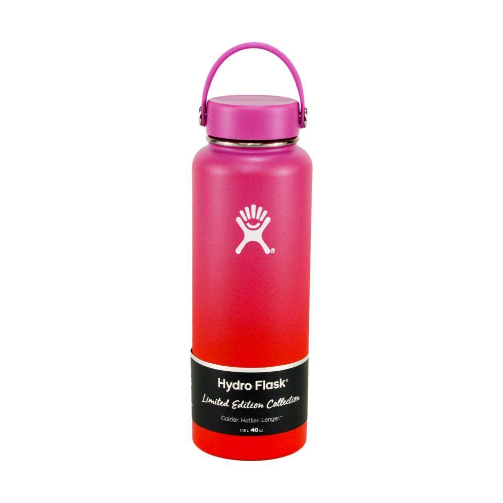Hydro Flask 40oz Wide Mouth Bottle PNW Collection - Flex Cap RASPLAVA