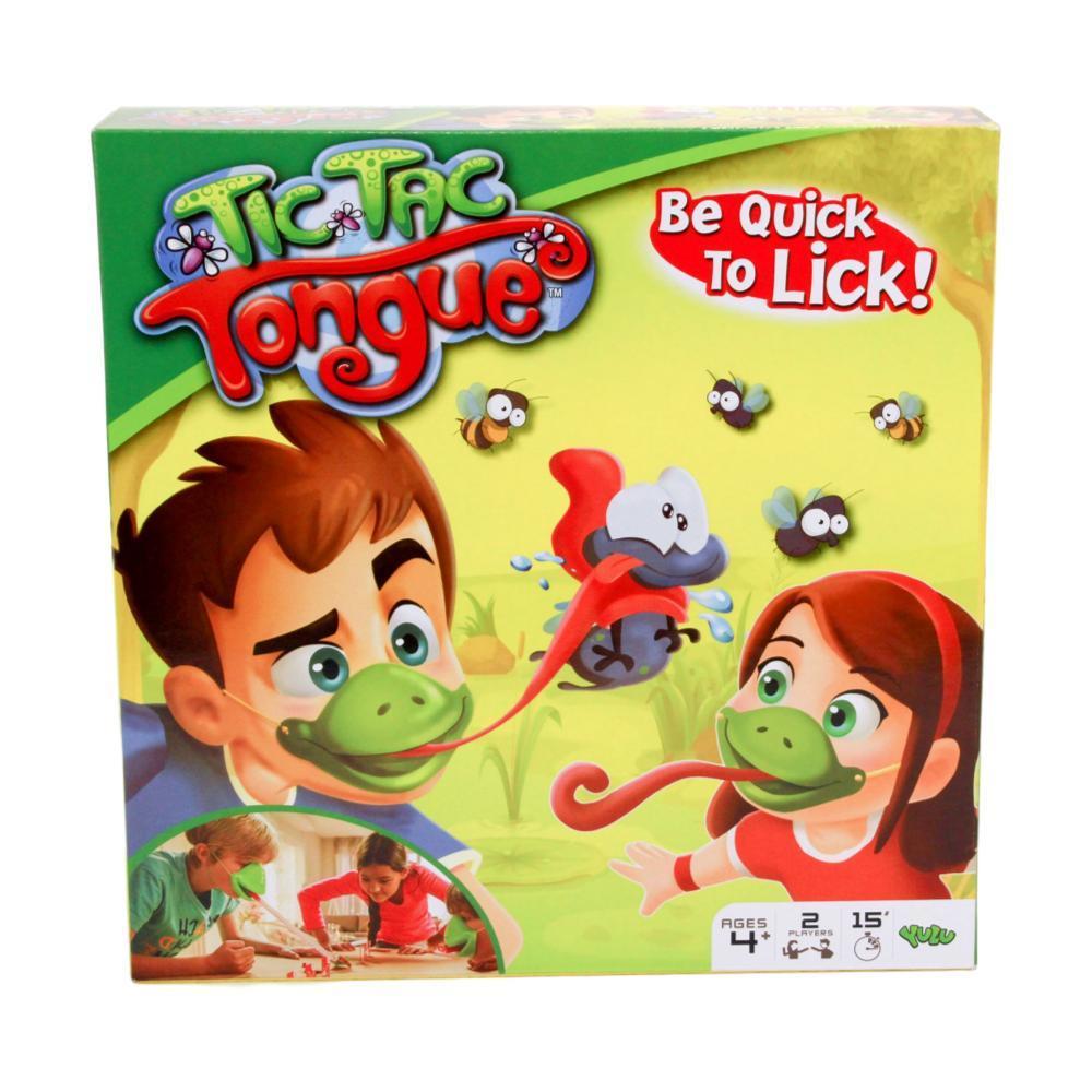 Tic Tac Tongue Game