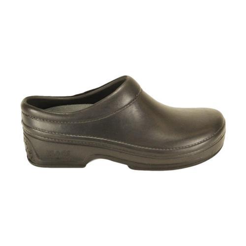 Klogs Footwear Women's Springfield Wide Non-Slip Shoes Black