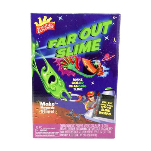 Scientific Explorer Far Out Slime