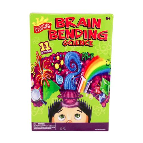 Scientific Explorer Brain Bending Science