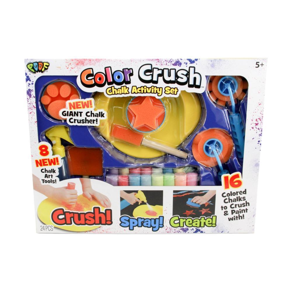 Poof Color Rush Chalk Activity Set