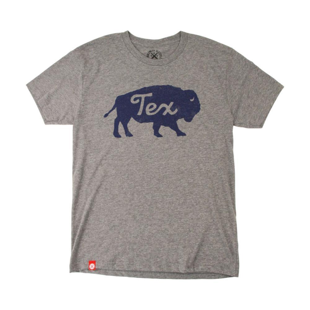 Tumbleweed TexStyles Unisex Buffalo Tex T-Shirt GREY