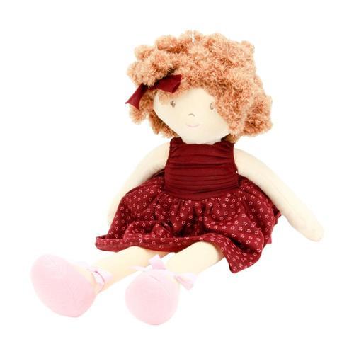 Great Pretenders Bonikka Leota Plush Doll Debut