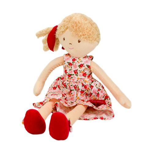 Great Pretenders Bonikka Rosemary Plush Doll Debut