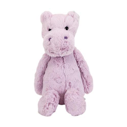 Jellycat Bashful Lilac Hippo Stuffed Animal