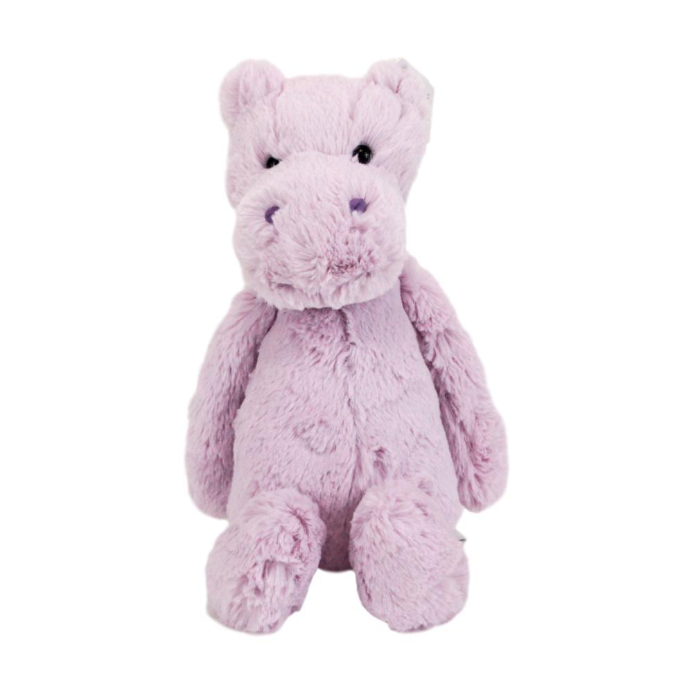 Jellycat Bashful Lilac Hippo Stuffed Animal MEDIUM