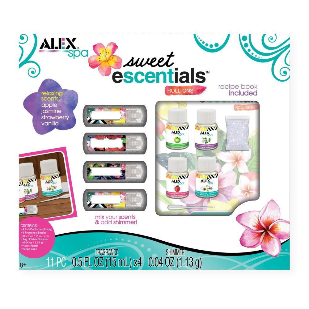 Alex Spa Sweet Escentials Roll- Ons