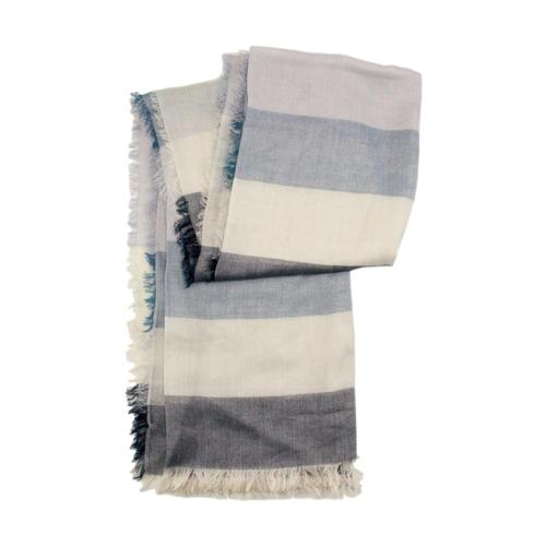 V. Fraas Summer Stripe Scarf