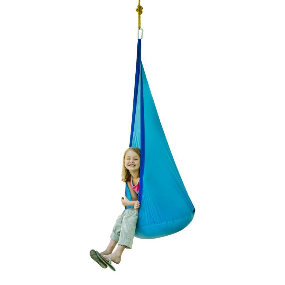 HearthSong HugglePod Lite - Blue BLUE
