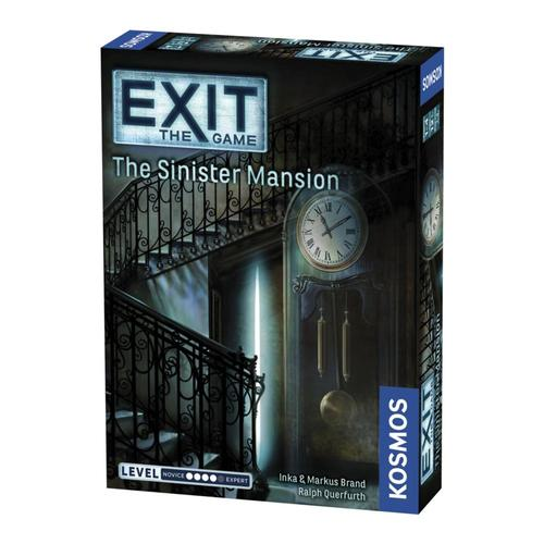 Thames and Kosmos EXIT: The Sinister Mansion