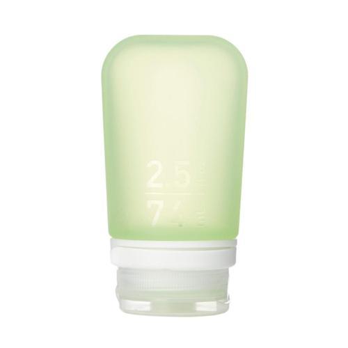 Humangear GoToob+ 2.5oz Silicone Bottle
