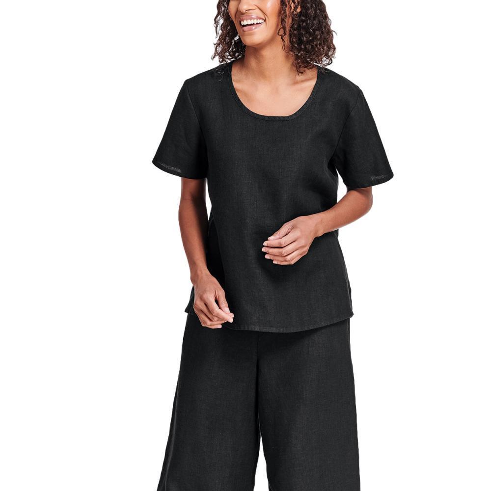 FLAX Women's Fundamental Tee BLACKHAND