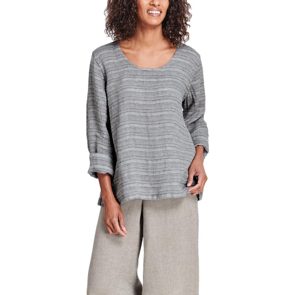 FLAX Women's Pure Top PEWTRLINEA