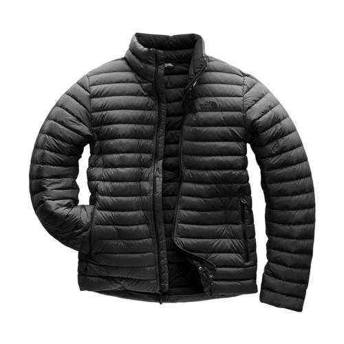 The North Face Men's Stretch Down Jacket Asphgry_03b