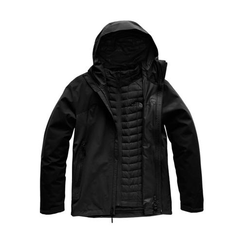 The North Face Men's ThermoBall Triclimate Jacket Black_kx7