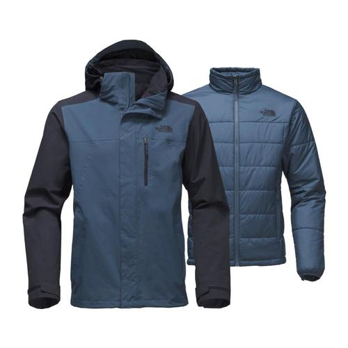 The North Face Men's Carto Triclimate Jacket Shdblu.Urbnvy_lkm
