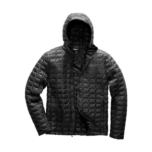 The North Face Men's ThermoBall Hoodie Black_jk3
