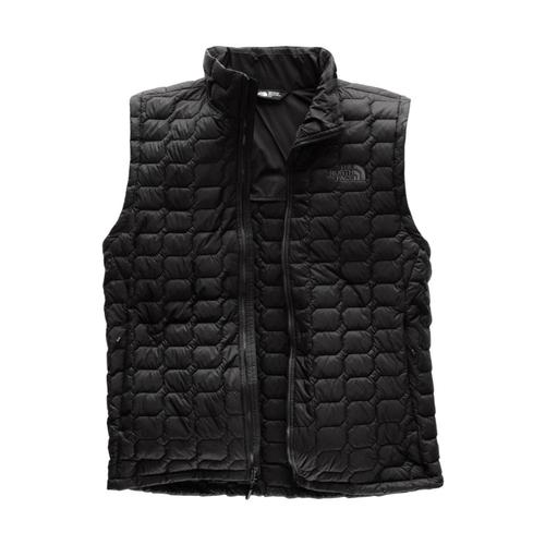 The North Face Men's ThermoBall Vest Blkmat_xym