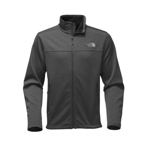 The North Face Men's Apex Canyonwall Jacket Dkgryhth_ggz