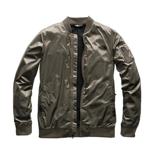 The North Face Women's Meaford Bomber Sntpgrn_cyg