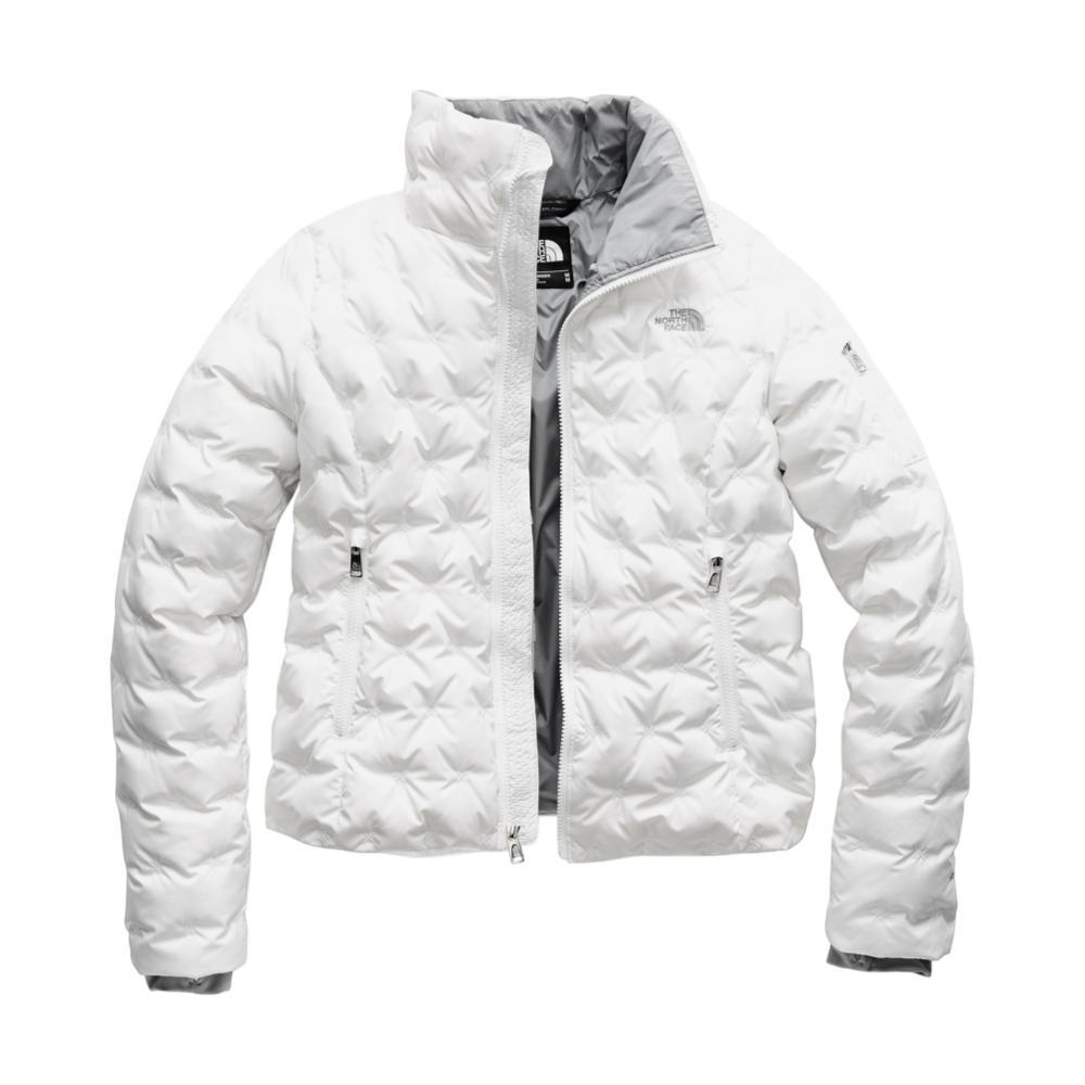 The North Face Women's Holladown Crop Jacket WHITE_FN4