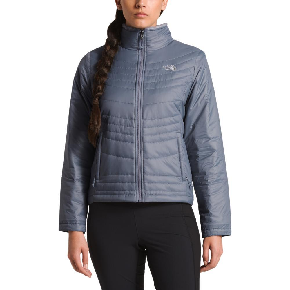 The North Face Women's Mossbud Swirl Triclimate Jacket TINGRY_5TV