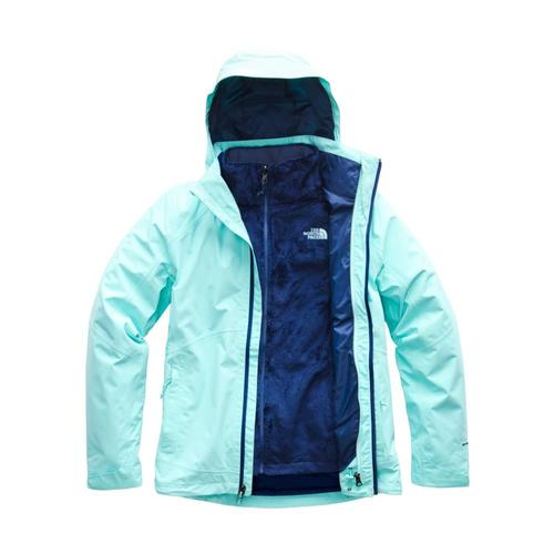 The North Face Women's Osito Triclimate Jacket Mtblu_p3g