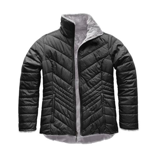 The North Face Women's Mossbud Insulated Reversible Jacket Asgry_agb