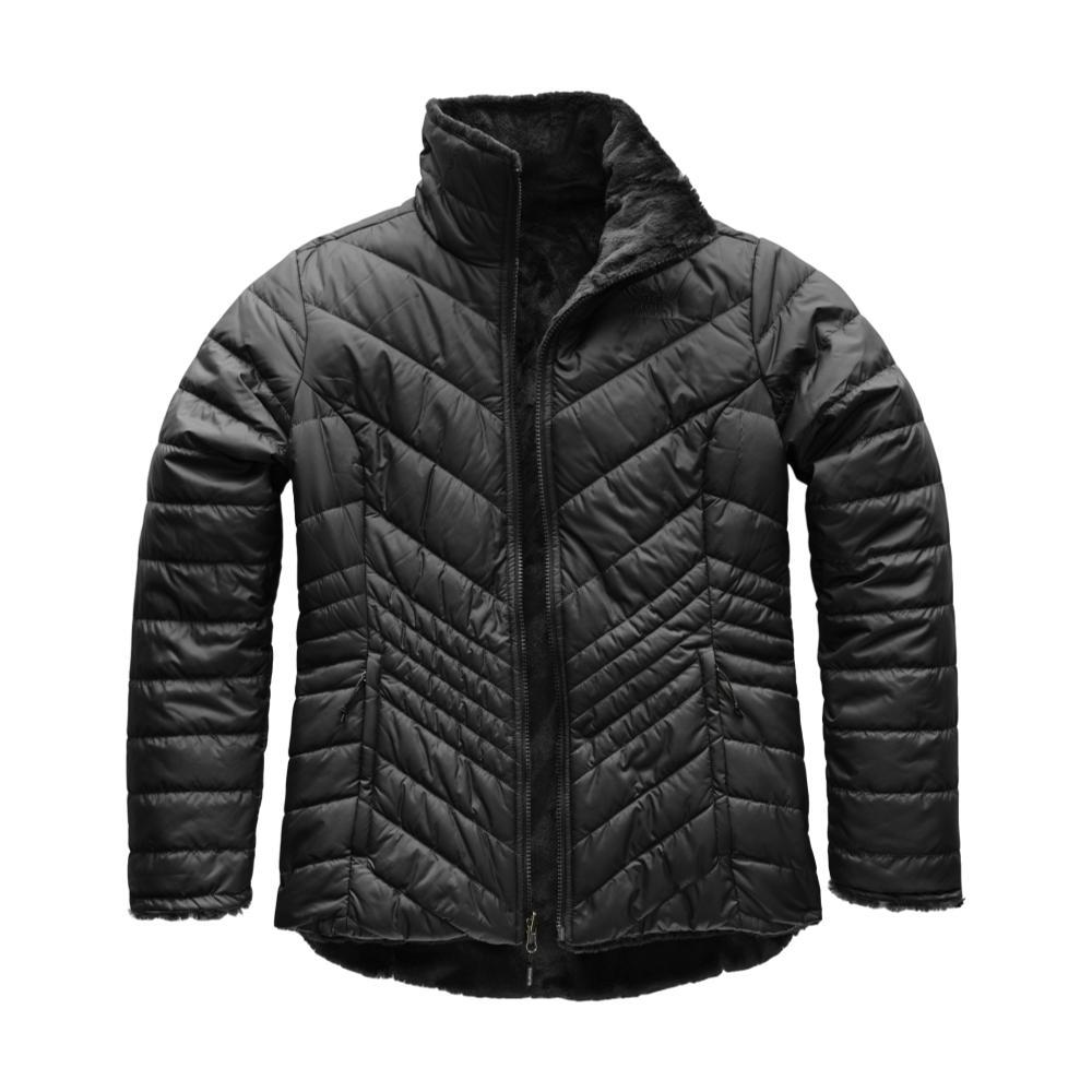 The North Face Women's Mossbud Insulated Reversible Jacket BLACK_JK3