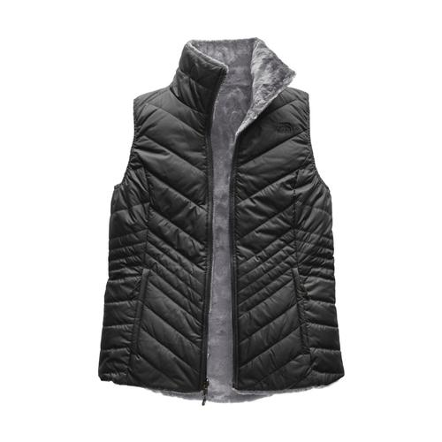 The North Face Women's Mossbud Insulated Reversible Vest Asgry_agb