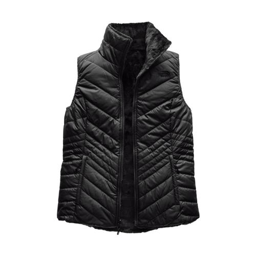The North Face Women's Mossbud Insulated Reversible Vest Black_jk3