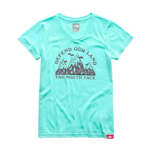 The North Face Girls Short-Sleeve Bottle Source Tee