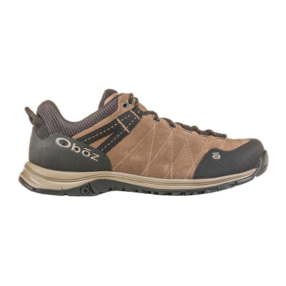Oboz Men's Hyalite Low Hiking Shoes WALNUT
