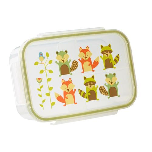SugarBooger by Ore What Did the Fox Eat? Good Lunch Bento Box FOX
