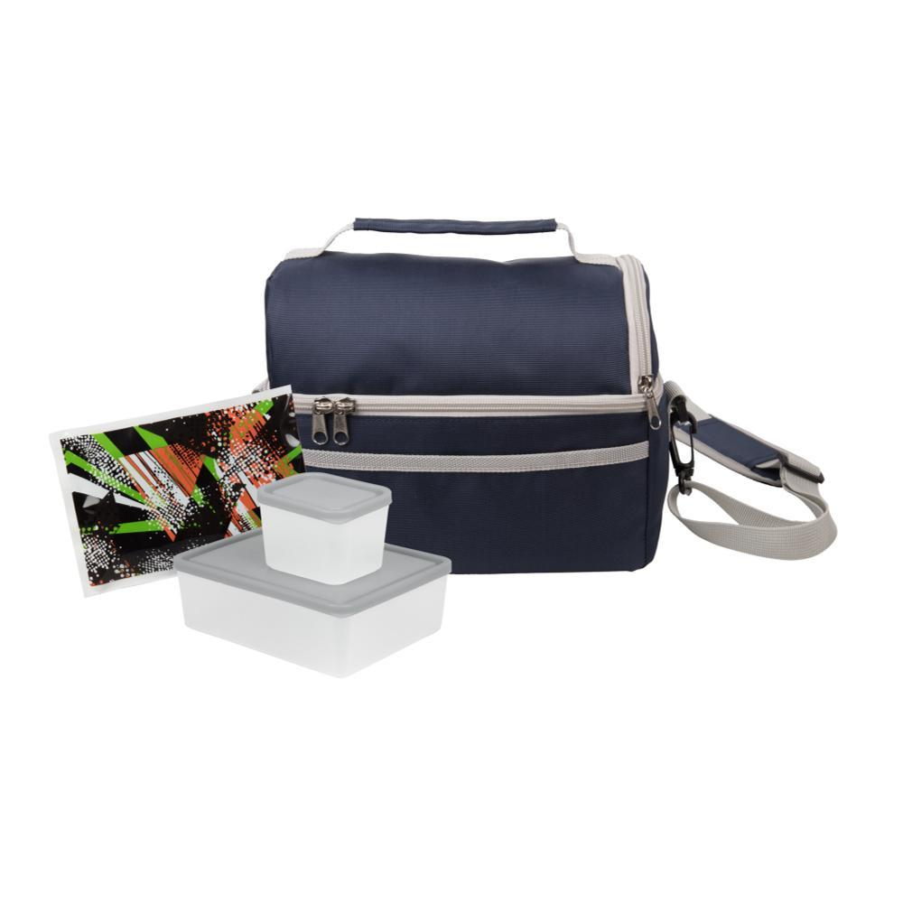 Bentology Dual Compartment Lunch Kit NIGHT