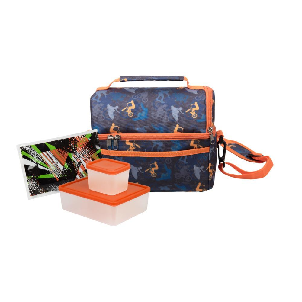 Bentology Dual Compartment Lunch Kit XSPORT