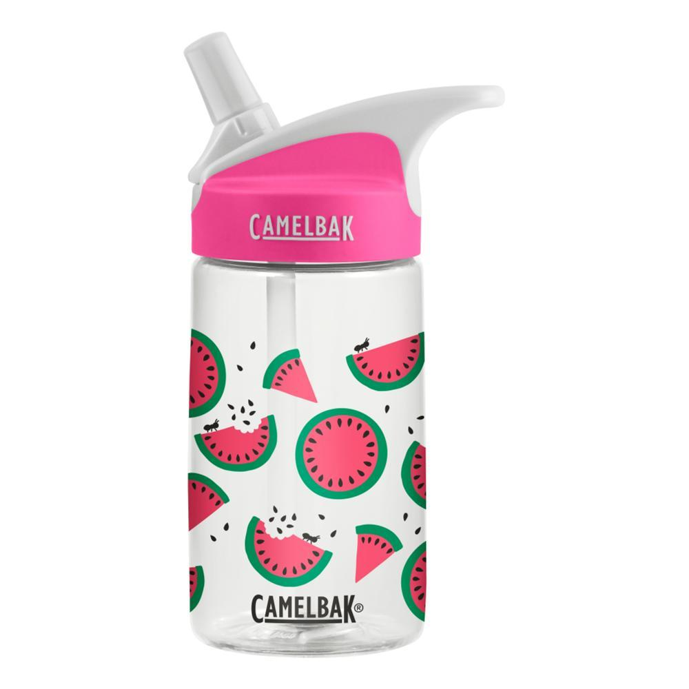 CamelBak Kids Eddy Water Bottle - .4L  WATERMELON