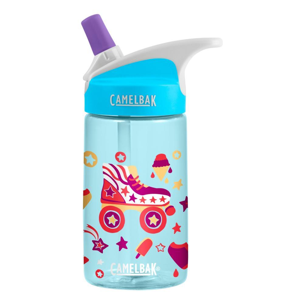 CamelBak Kids Eddy Water Bottle - .4L  ROLLERSKATES