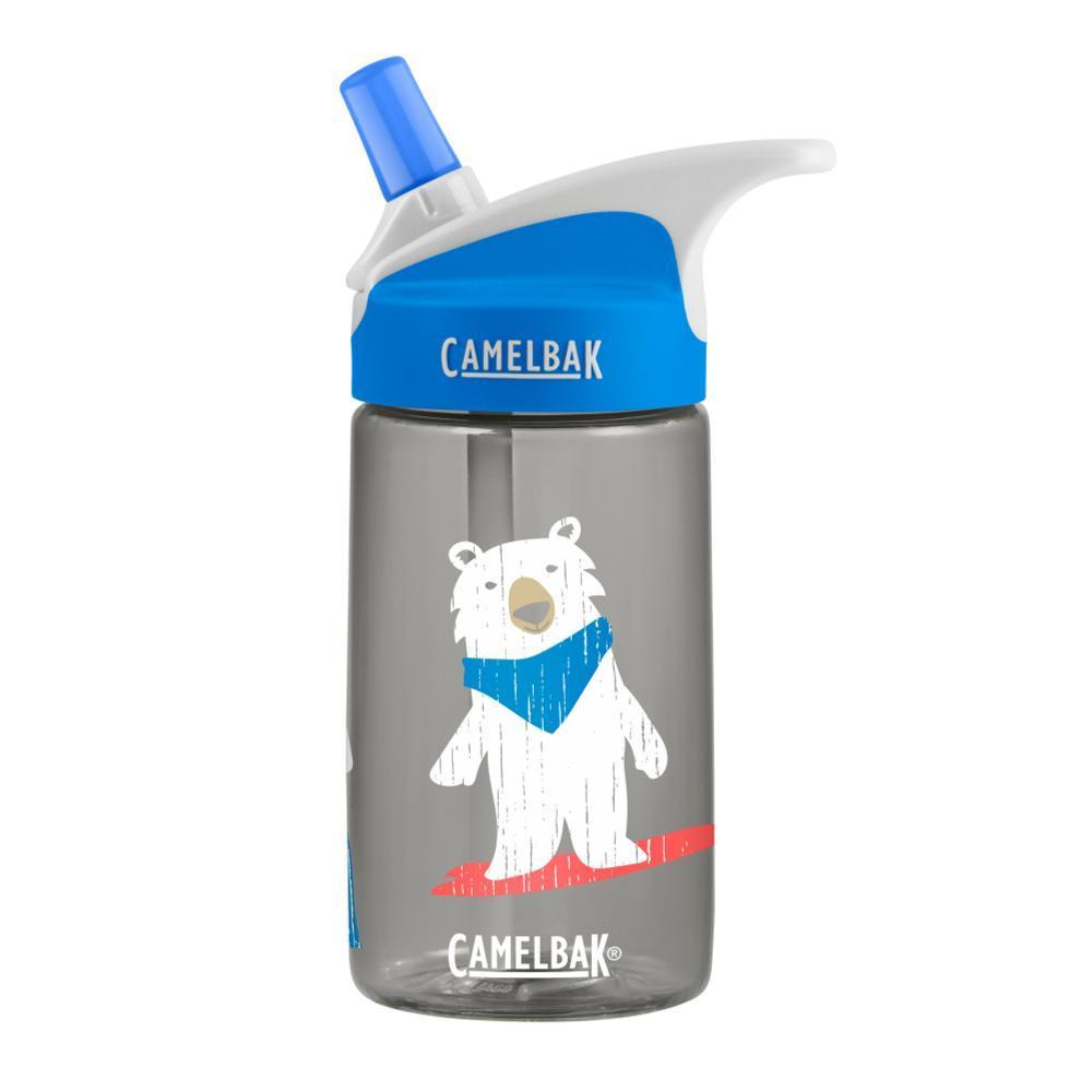 CamelBak Kids Eddy Water Bottle - .4L  BROBEARS