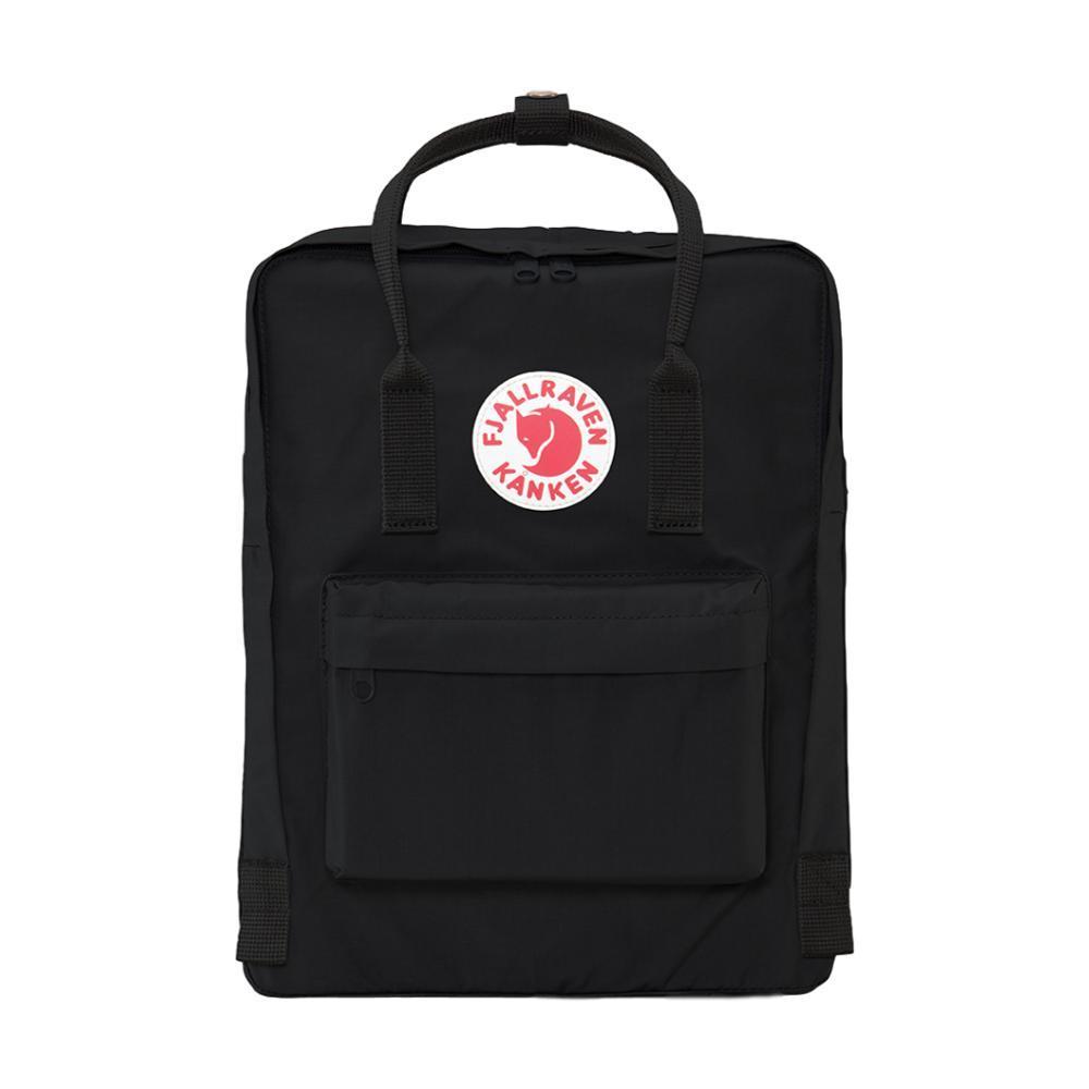 Fjallraven Kanken Backpack - 16L BLACK_550
