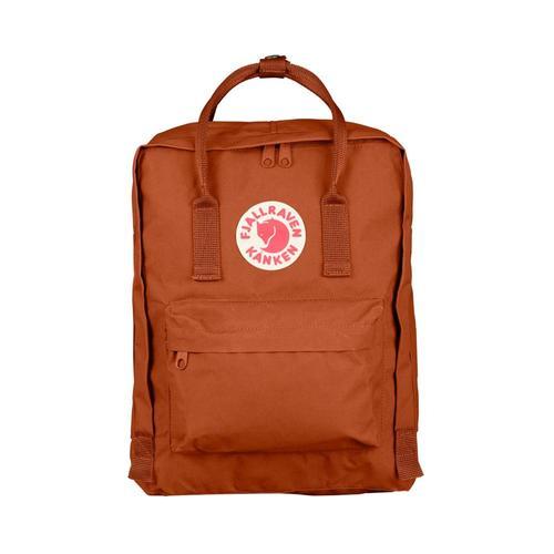 Fjallraven Kanken Backpack - 16L Brick_164