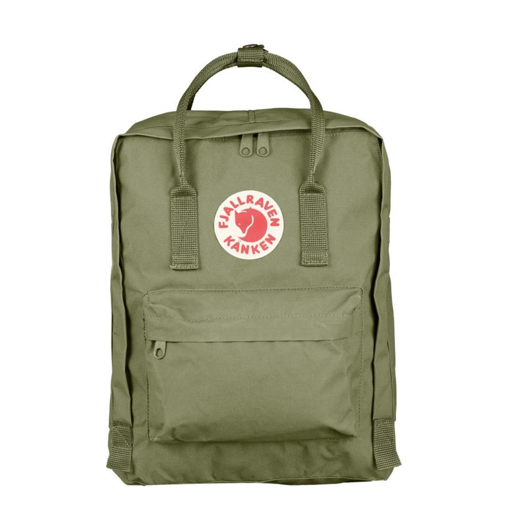 Fjallraven Kanken Backpack - 16L GREEN_620