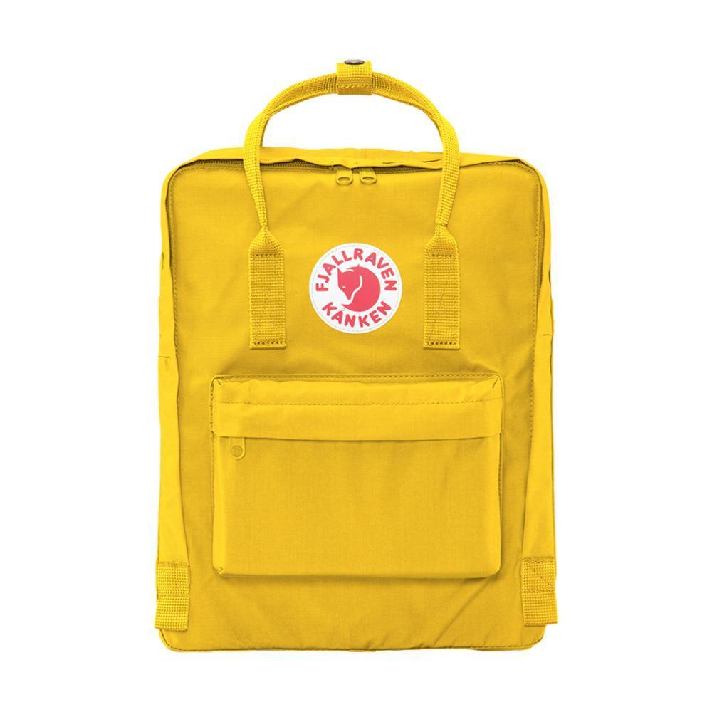 Fjallraven Kanken Backpack - 16L YELLOW_141