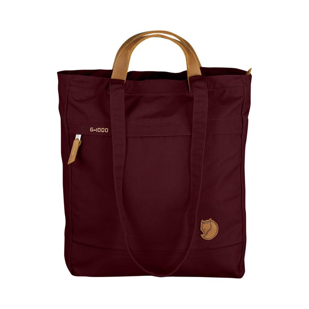 The Fjallraven Totepack No. 1 DGARNT_356
